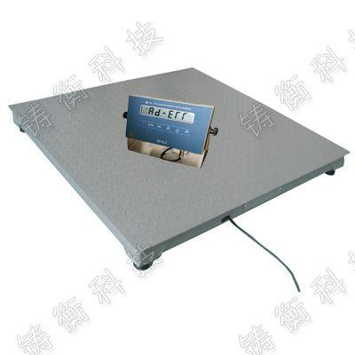 上海5T防爆电子平台秤