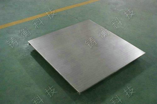 高精度称重5t的不锈钢