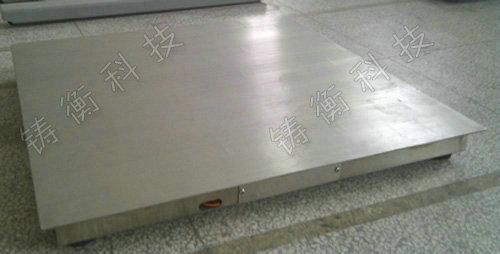 冷库不锈钢平台秤  防