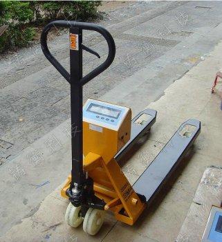 3吨微型打印电子叉车